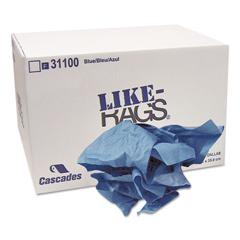 CSD31100 - Cascades Like-Rags® Spunlace Towels