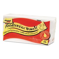CSD35060 - Cascades Busboy® Guard Antimicrobial Foodservice Towels
