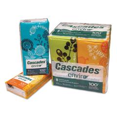 CSD4122 - Cascades Facial Tissue Pocket Packs