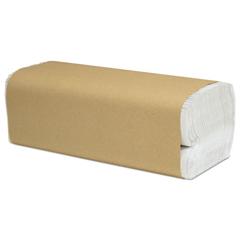 CSDH180 - PRO Select Folded Paper Towels, C-Fold, White, 10 x 13, 250/Pack, 12/Carton