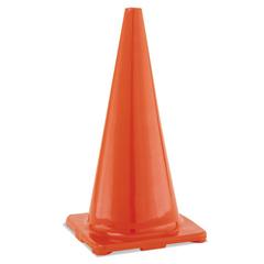 CSIC28OR - Champion Sports Hi-Visibility Vinyl Cones