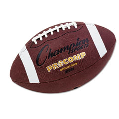 CSICF100 - Champion Sports Pro Composite Football