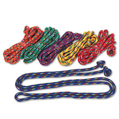 CSICR8SET - Champion Sports Braided Jump Ropes