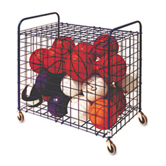 CSILFX - Champion Sports Lockable Ball Storage Cart