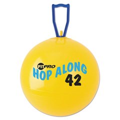 CSIPP42 - Champion Sports FitPro Hop Along Pon Pon Ball