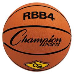 CSIRBB4 - Champion Sports Rubber Sports Ball