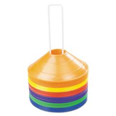 CSISCXSET - Champion Sports Saucer Field Cones