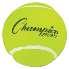 CSITB3 - Champion Sports Tennis Balls