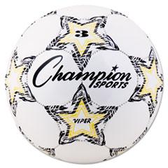 CSIVIPER3 - Champion Sports VIPER Soccer Ball