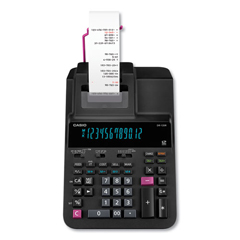 CSODR120RBK - Casio® DR-120R Printing Calculator