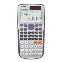 CSOFX115ESPLUS - Casio® FX-115ESPLUS Advanced Scientific Calculator