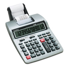 CSOHR100TM - Casio® HR-100TM Portable Printing Calculator