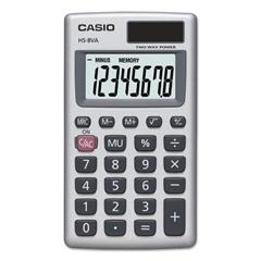CSOHS8VA - Casio® HS-8VA Handheld Calculator