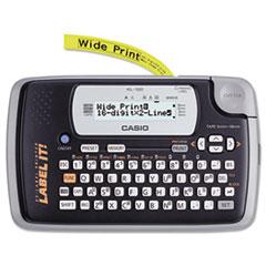 CSOKL120L - Casio® KL120 Label Maker