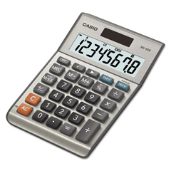 CSOMS80B - Casio® MS-80B Tax and Currency Calculator