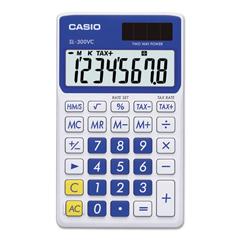 CSOSL300VCBE - Casio® SL-300SVBE Handheld Calculator