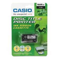 CSOTR18BK - Casio TR18BK Thermal Ink Ribbon Cartridge, Black