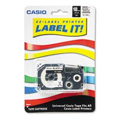 CSOXR118BKS - Casio® Label Printer Iron-On Transfer Tape