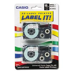 CSOXR18WE2S - Casio® Tape Cassette for KL Label Makers