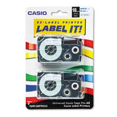 CSOXR18WEB2S - Casio® Tape Cassette for KL Label Makers