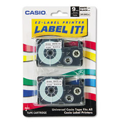 CSOXR9WE2S - Casio® Tape Cassette for KL Label Makers
