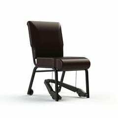 CTT801-20-20ACZ-5052-REZ - ComforTekTitan 801 Dining Chair w/Royal-EZ Attachment