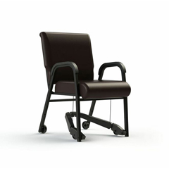 CTT841-22-20ACZ-5052-REZ - ComforTekTitan 841 Dining Chair w/Royal-EZ Attachment
