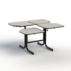 CTTTBL-4-2-2-60-503 - ComforTek - Adjustable Table