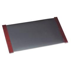 CVR02043 - Carver™ Desk Pad with Wood End Panels