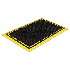 CWNWS4E24YE - Crown Safewalk™ Workstations Anti-Fatigue Drainage Mat