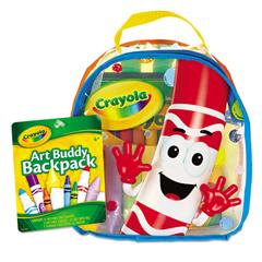 CYO045350 - Crayola® Art Buddy Backpack