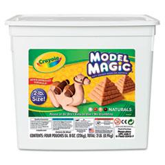 CYO232412 - Crayola® Model Magic® Naturals Modeling Compund