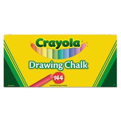 CYO510400 - Crayola® Colored Drawing Chalk