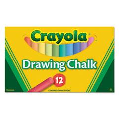 CYO510403 - Crayola® Colored Drawing Chalk