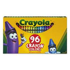 CYO520096 - Crayola® Classic Color Pack Crayons