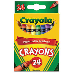 CYO523024 - Crayola® Classic Color Pack Crayons
