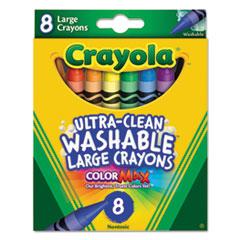 CYO523280 - Crayola® Washable Crayons