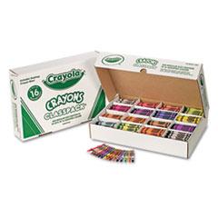 CYO528016 - Crayola® Classpack® Crayons
