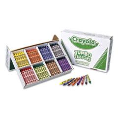 CYO528389 - Crayola® Jumbo Classpack® Crayons