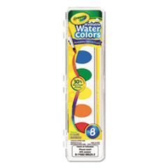 CYO530525 - Crayola® Washable Watercolor Paint