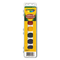 CYO531508 - Crayola® Artista II® 8-Color Watercolor Set