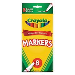 CYO587709 - Crayola® Non-Washable Marker