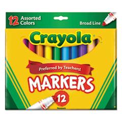 CYO587712 - Crayola® Non-Washable Marker