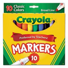 CYO587722 - Crayola® Non-Washable Marker