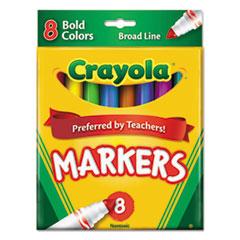 CYO587732 - Crayola® Non-Washable Marker