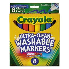 CYO587808 - Crayola® Classic Colors Washable Marker