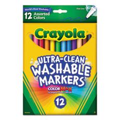 CYO587813 - Crayola® Washable Markers