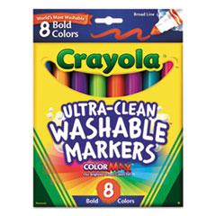 CYO587832 - Crayola® Bold Colors Washable Marker