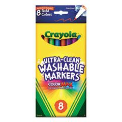CYO587836 - Crayola® Bold Colors Washable Marker