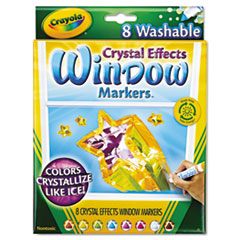 CYO588174 - Crayola® Washable Window FX Marker